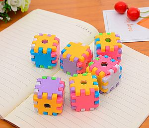 Точилка конструктор «Кубик»
