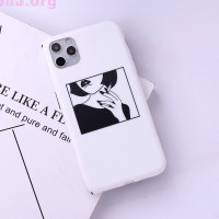 Чехол для iPhone «Black and white in woman»