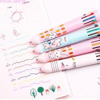 Ручка с 10-ю стержнями «Заяц»