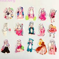 Набор наклеек «Anime girls»