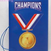 Обложка на паспорт «Champions»