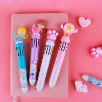 Ручка с 10-ю стержнями «Cartoon»