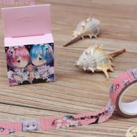 Декоративный скотч «Мир аниме»