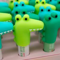 Клей-карандаш «Динозавр»