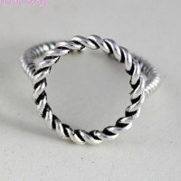 Кольцо «Weaving»