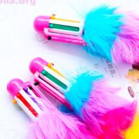 Ручка с шестью стержнями «Радуга»
