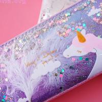 Пенал «Feather unicorn»