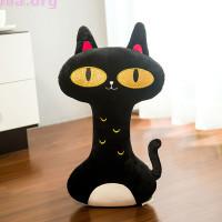 Мягкая игрушка «Черный кот»