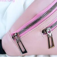 Поясная сумка «Two locks»