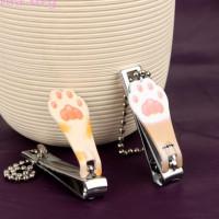 Брелок-щипчики «Кошачья лапка»