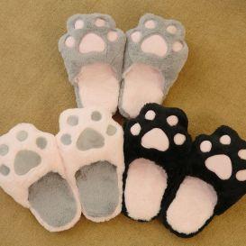 Тапочки «Кошачьи лапки»