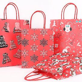 Подарочный пакет «Новогоднее настроение» средний