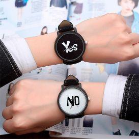 Наручные часы «Yes and no»