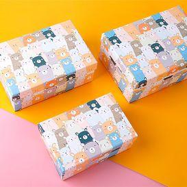 Подарочная коробка «Lots of bears» средняя