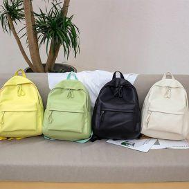 Рюкзак «Stylish leather»