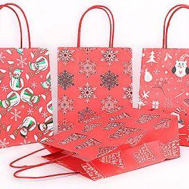 Подарочный пакет «Новогоднее настроение» большой