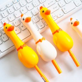 Ручка-сквиши «Курочка»