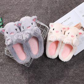 Тапочки «Котик»