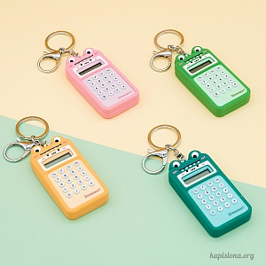Брелок-калькулятор «Frog»