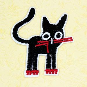 Нашивка «Black cat»
