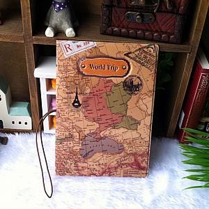 Обложка на паспорт «World Trip»