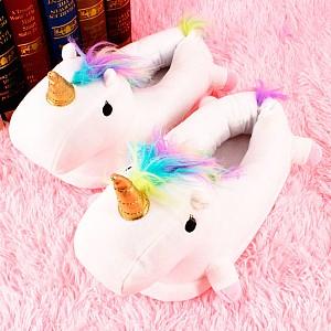Тапочки «Colorful unicorn»