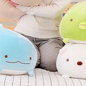 Мягкая игрушка-подушка «Sumikko gurashi» средняя