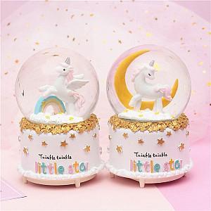 Стеклянный шар «Little star»