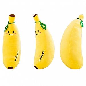 Мягкая игрушка «Банан» 35 см
