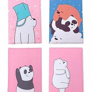 Обложка на паспорт «We bears»