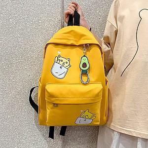 Рюкзак «Friendly cat»