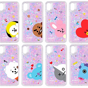 Чехол для iPhone «BT21»