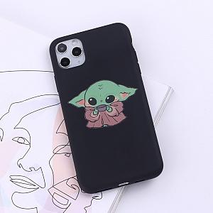 Чехол для iPhone «Малыш Йода»