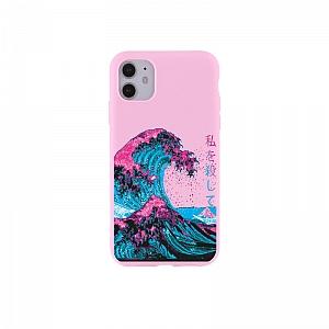 Чехол для iPhone «Wave»
