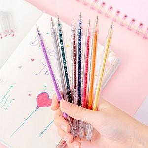 Цветная гелевая ручка «Color»