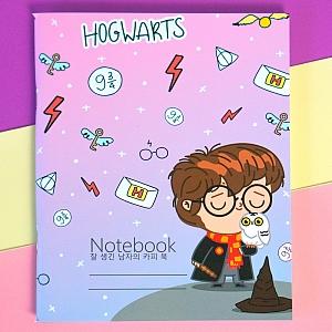Тетрадь «Hogwarts»
