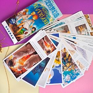 Набор почтовых открыток «Обещанный Неверленд»