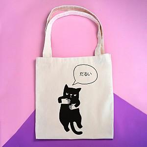 Сумка-шоппер «Black cat»