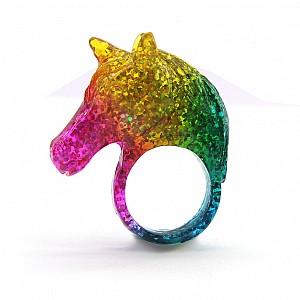 Кольцо «Rainbow unicorn»