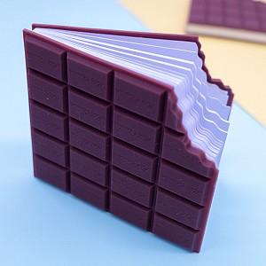 Блокнот «Шоколадка»