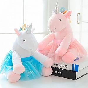 Мягкая игрушка «Единорожка в балетной пачке»