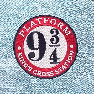 Нашивка «Платформа 9 и 3/4»