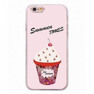 Чехол для iPhone «Ice cream»