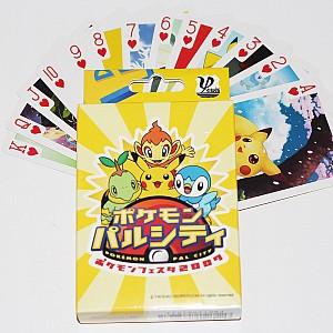 Игральные карты «Покемоны»