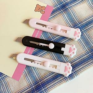 Канцелярский нож «Кошачья лапка»