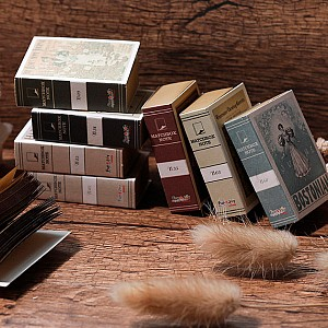 Отрывные листы для заметок «Book»