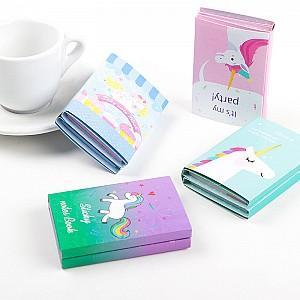 Книжка со стикерами «Dreamy unicorn»