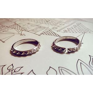 Кольцо «Gearwheel»