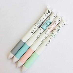 Автоматическая ручка-карандаш «Белый мишка»