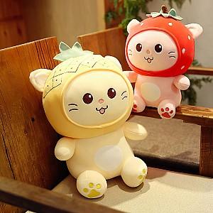 Мягкая игрушка «Котофрукт»